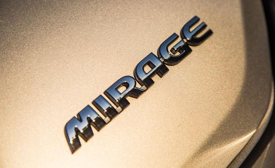 2005 Volkswagen Phaeton and 2014 Mitsubishi Mirage ES - Slide 15