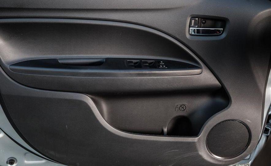 2005 Volkswagen Phaeton and 2014 Mitsubishi Mirage ES - Slide 20