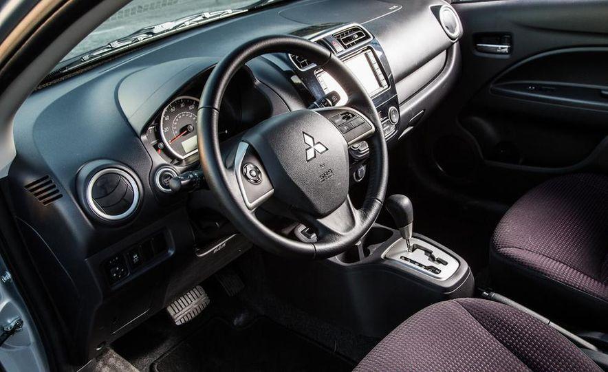 2005 Volkswagen Phaeton and 2014 Mitsubishi Mirage ES - Slide 19