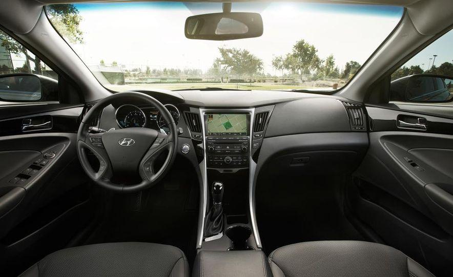 2015 Hyundai Sonata Sport - Slide 33