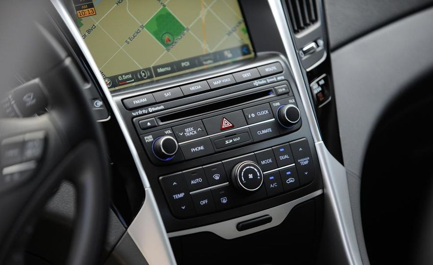 2015 Hyundai Sonata Sport - Slide 38