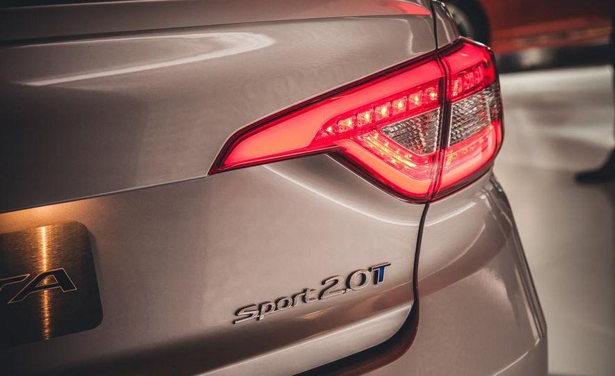 2015 Hyundai Sonata Sport - Slide 7