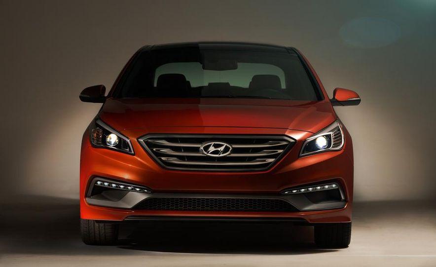2015 Hyundai Sonata Sport - Slide 10