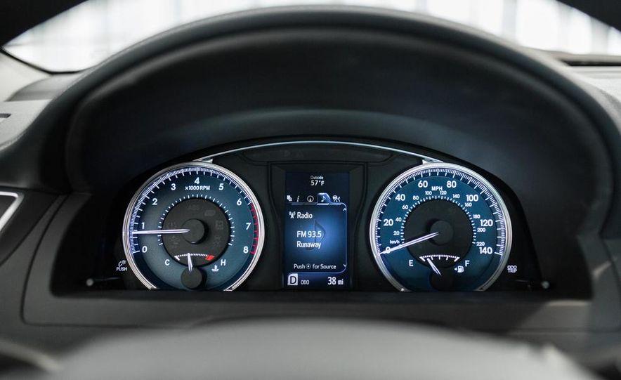 2015 Toyota Camry XSE - Slide 69
