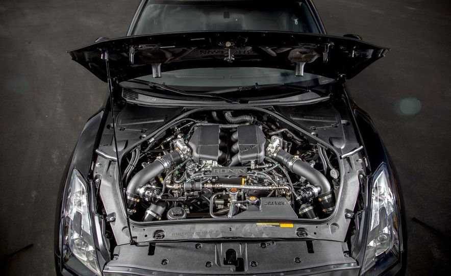 2009 AMS Ronin Nissan GT-R - Slide 17