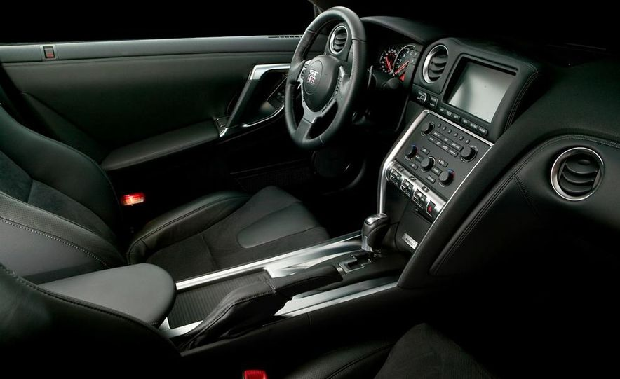 2009 AMS Ronin Nissan GT-R - Slide 39