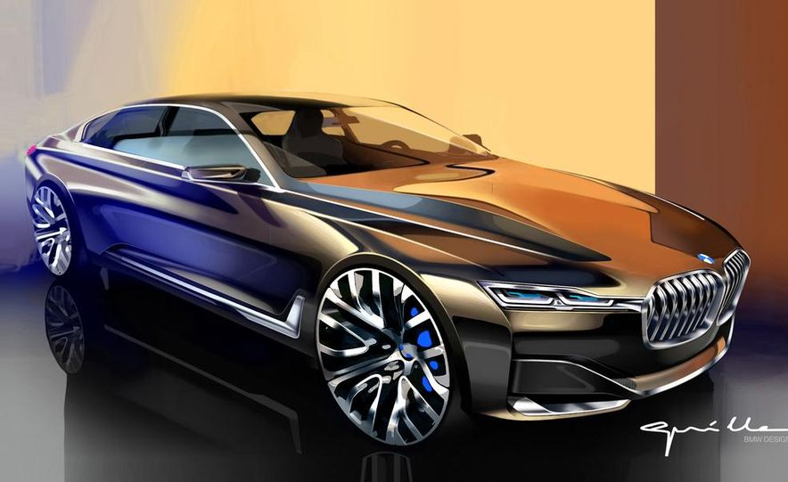 BMW Vision Future Luxury concept - Slide 49