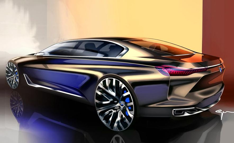 BMW Vision Future Luxury concept - Slide 50