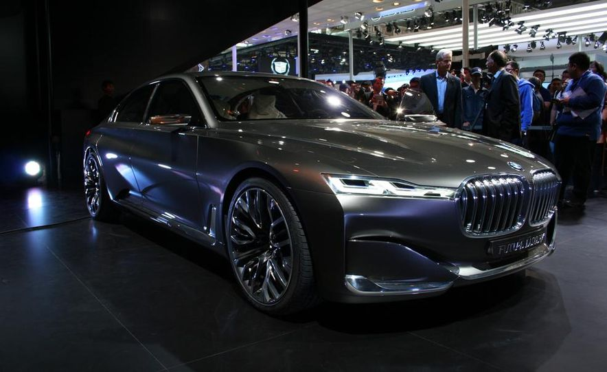 BMW Vision Future Luxury concept - Slide 21
