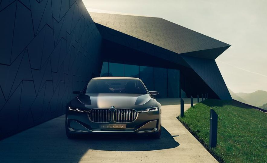 BMW Vision Future Luxury concept - Slide 30