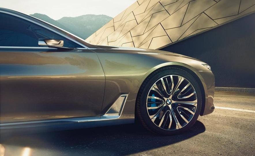 BMW Vision Future Luxury concept - Slide 34
