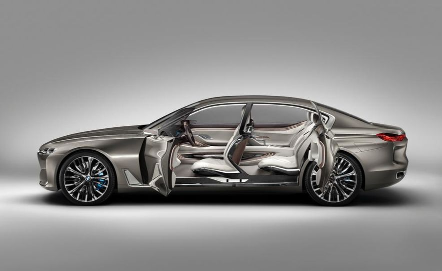 BMW Vision Future Luxury concept - Slide 40