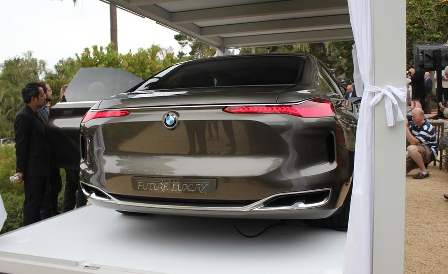 BMW Vision Future Luxury concept - Slide 5