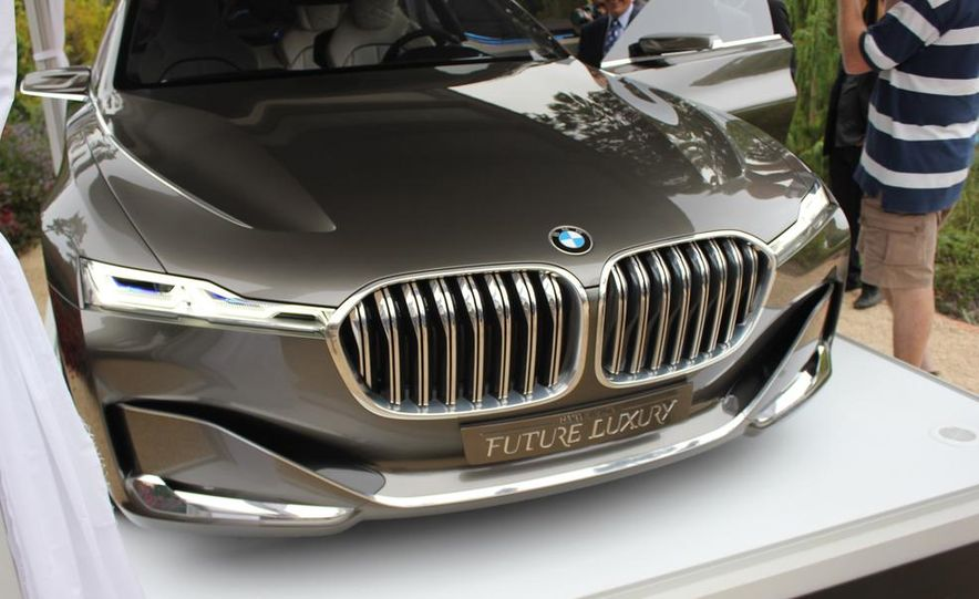 BMW Vision Future Luxury concept - Slide 6