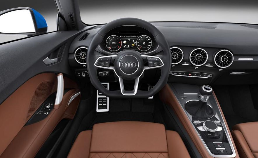 Audi TT Offroad concept - Slide 31