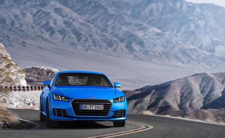 Audi TT Offroad concept - Slide 26