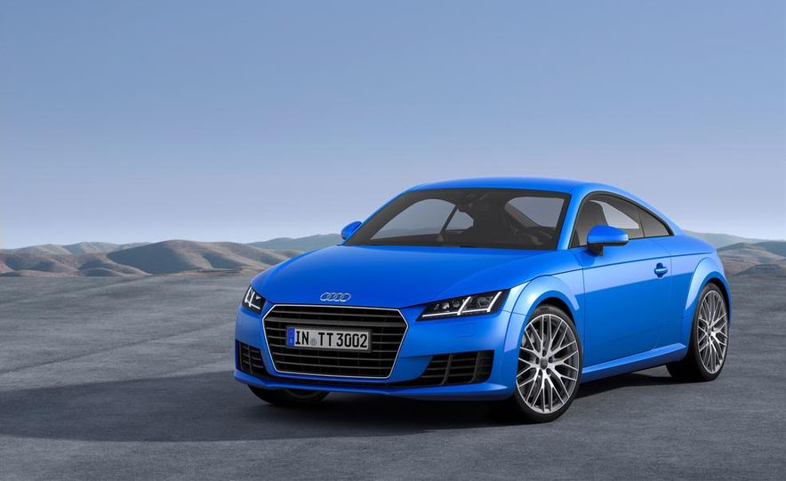 Audi TT Offroad concept - Slide 28