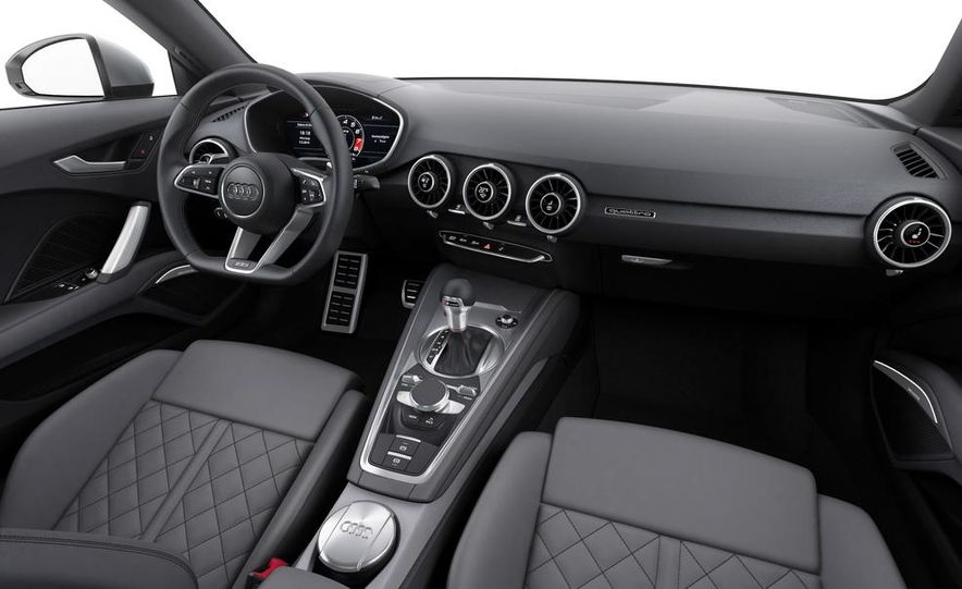 Audi TT Offroad concept - Slide 25