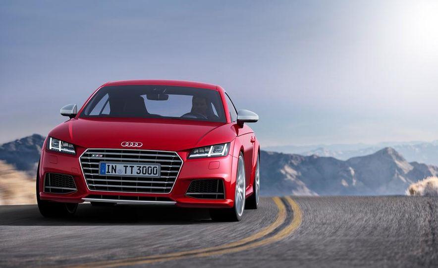 Audi TT Offroad concept - Slide 20