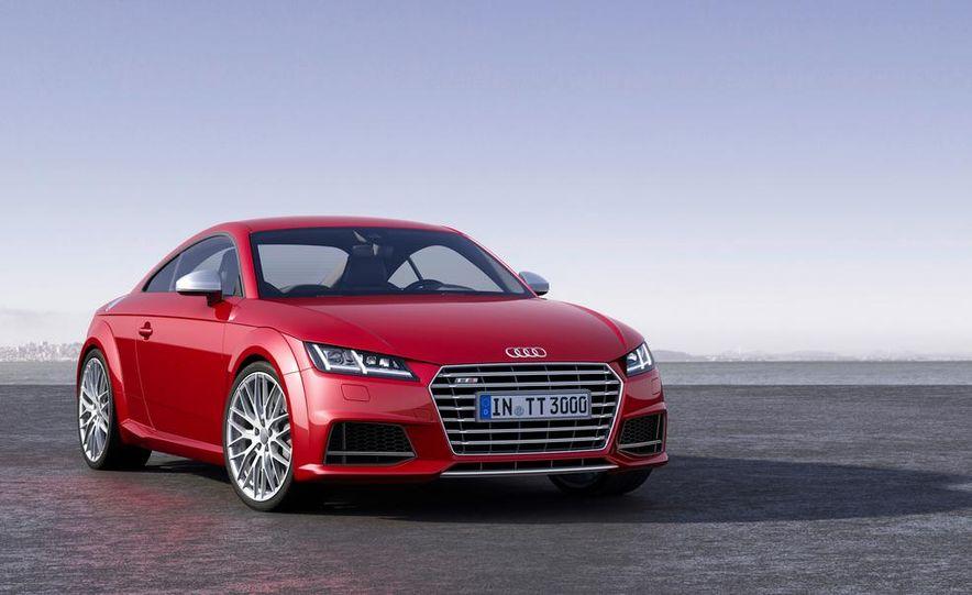 Audi TT Offroad concept - Slide 22