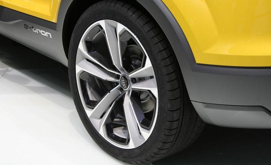 Audi TT Offroad concept - Slide 9