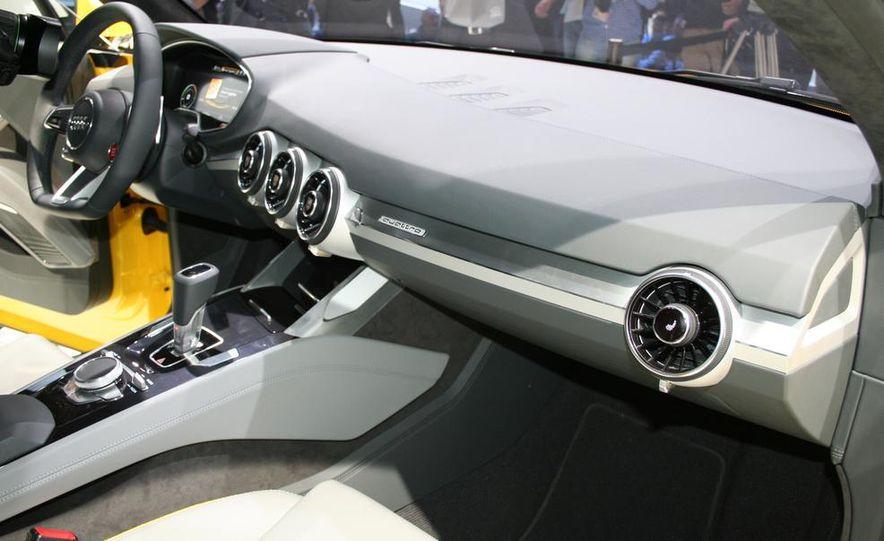 Audi TT Offroad concept - Slide 12