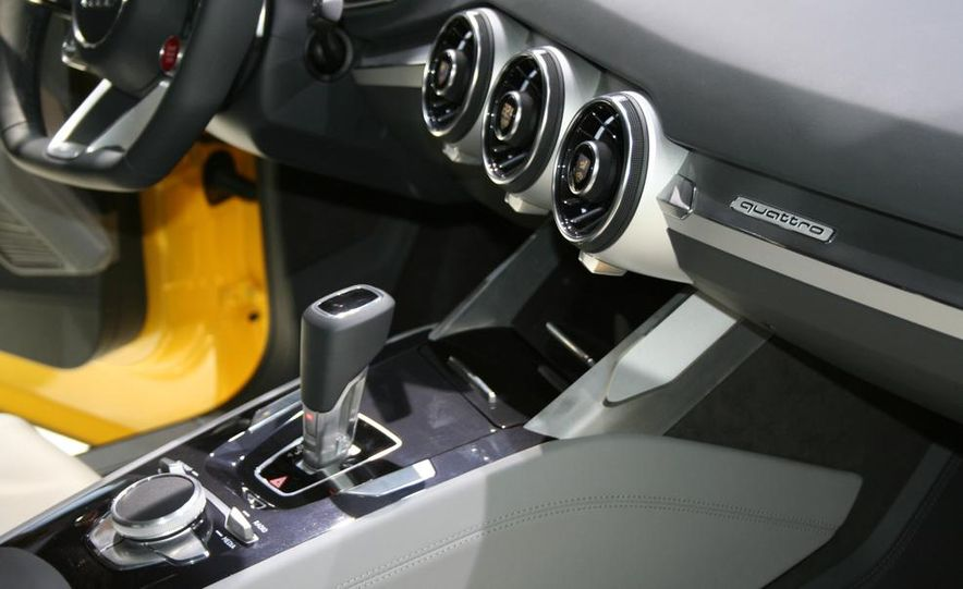 Audi TT Offroad concept - Slide 13