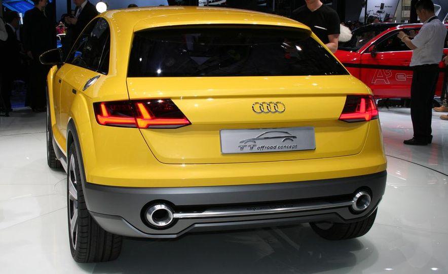 Audi TT Offroad concept - Slide 5