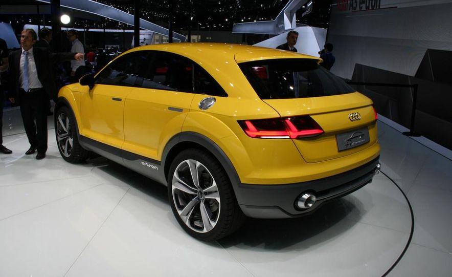 Audi TT Offroad concept - Slide 6