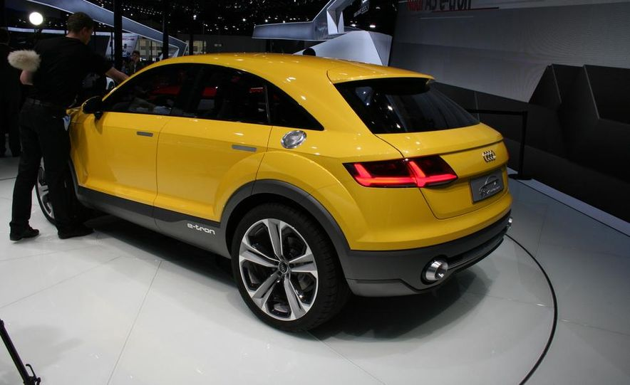 Audi TT Offroad concept - Slide 7