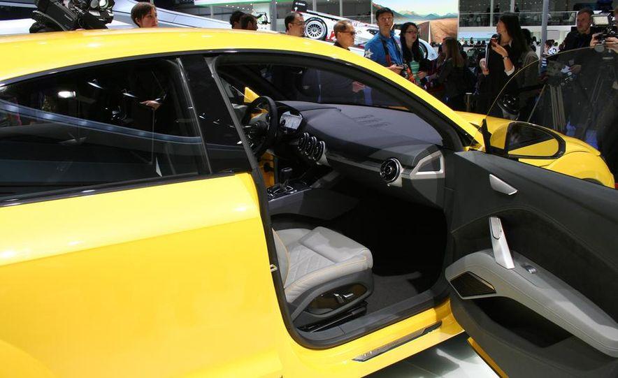 Audi TT Offroad concept - Slide 8