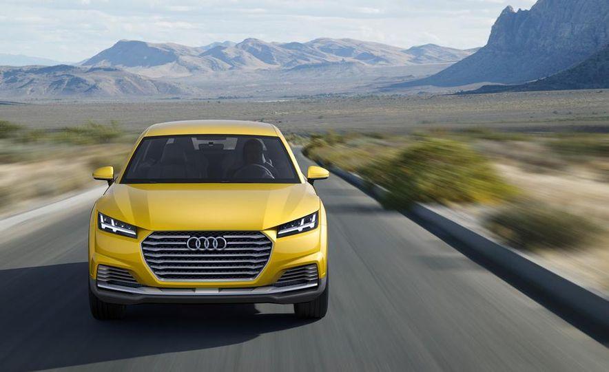 Audi TT Offroad concept - Slide 14