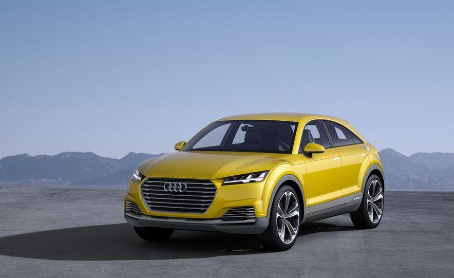 Audi TT Offroad concept - Slide 15