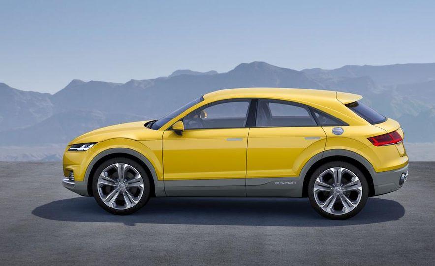Audi TT Offroad concept - Slide 17
