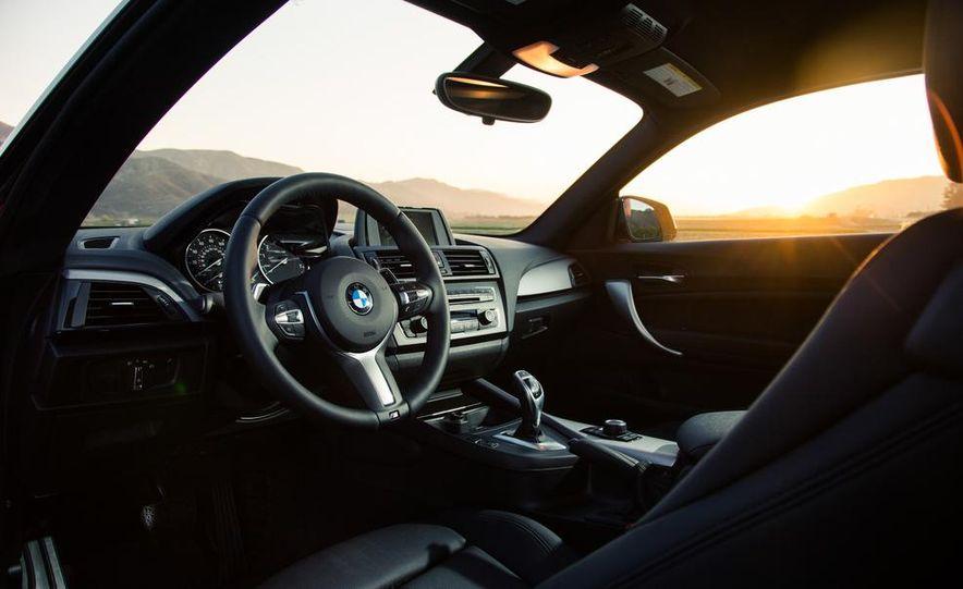 2014 BMW 228i M Sport, 2014 Mercedes-Benz CLA250 4MATIC, and 2015 Audi A3 2.0T Quattro - Slide 36