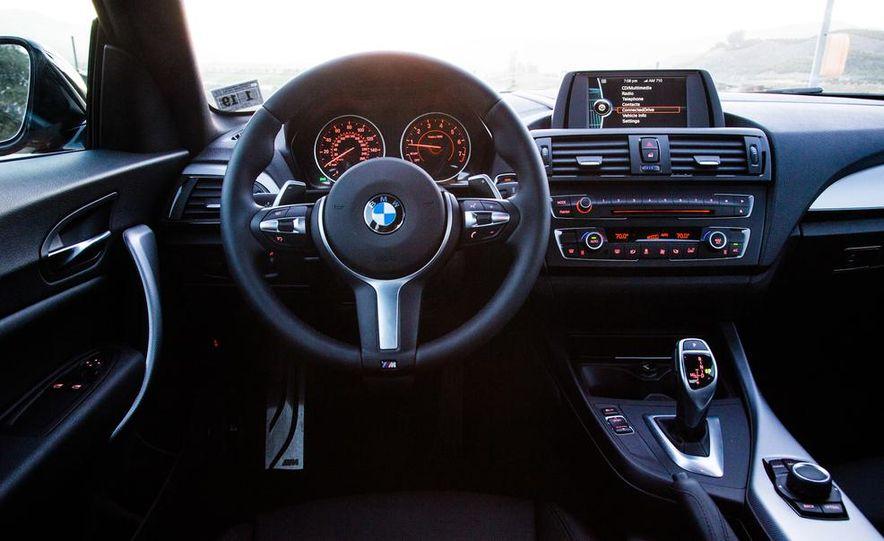 2014 BMW 228i M Sport, 2014 Mercedes-Benz CLA250 4MATIC, and 2015 Audi A3 2.0T Quattro - Slide 37