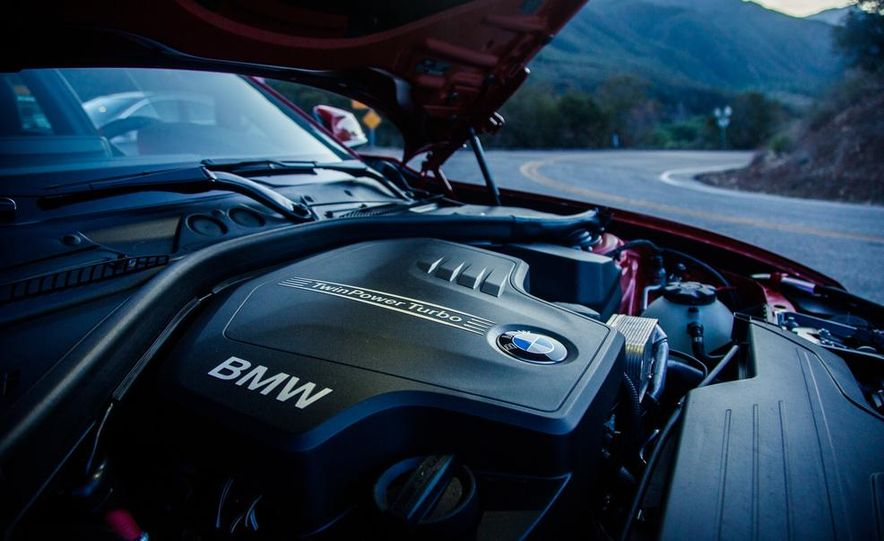 2014 BMW 228i M Sport, 2014 Mercedes-Benz CLA250 4MATIC, and 2015 Audi A3 2.0T Quattro - Slide 41