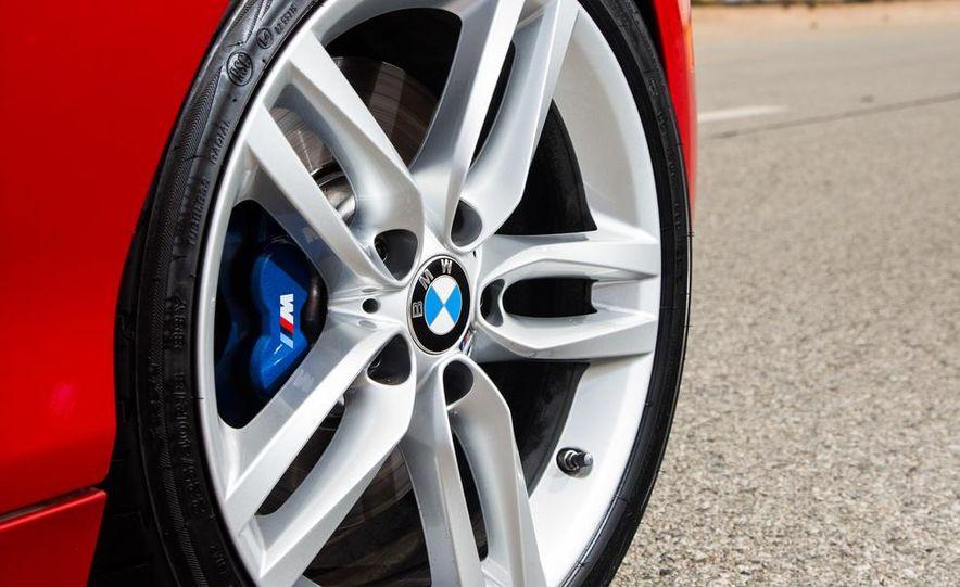 2014 BMW 228i M Sport, 2014 Mercedes-Benz CLA250 4MATIC, and 2015 Audi A3 2.0T Quattro - Slide 35