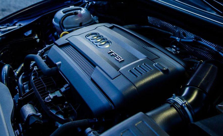 2014 BMW 228i M Sport, 2014 Mercedes-Benz CLA250 4MATIC, and 2015 Audi A3 2.0T Quattro - Slide 54