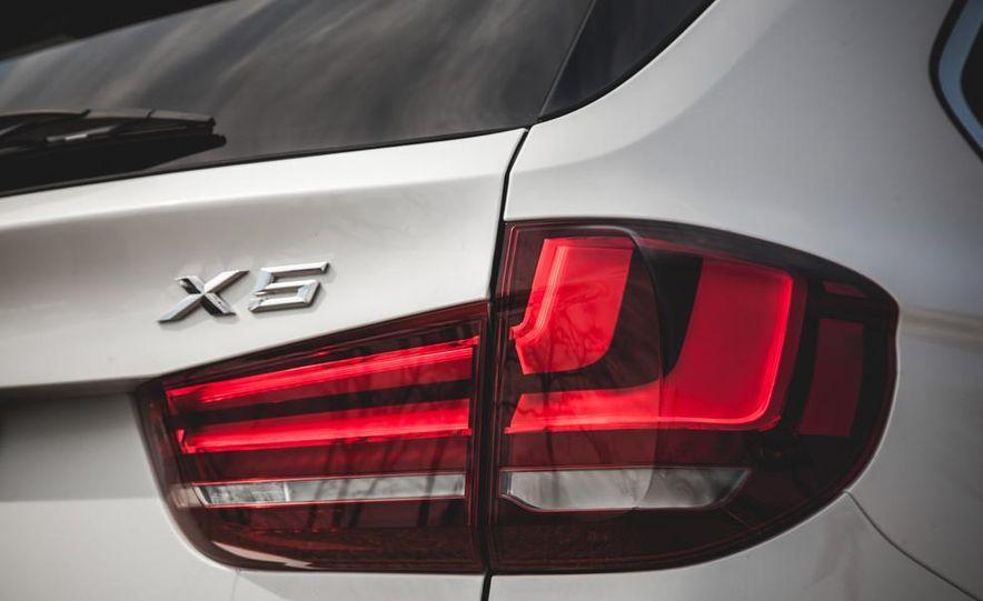 2014 BMW X5 xDrive35i - Slide 23