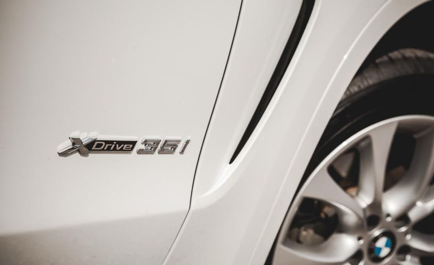 2014 BMW X5 xDrive35i - Slide 19