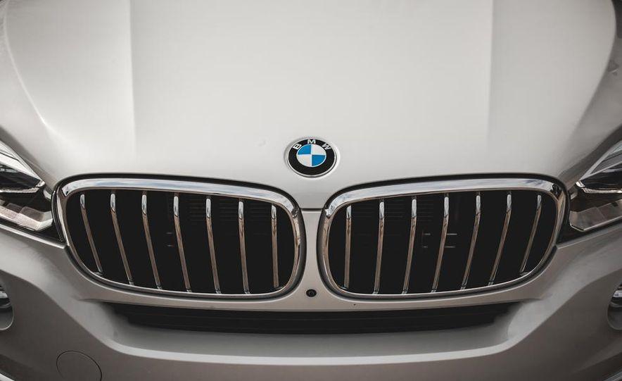 2014 BMW X5 xDrive35i - Slide 15