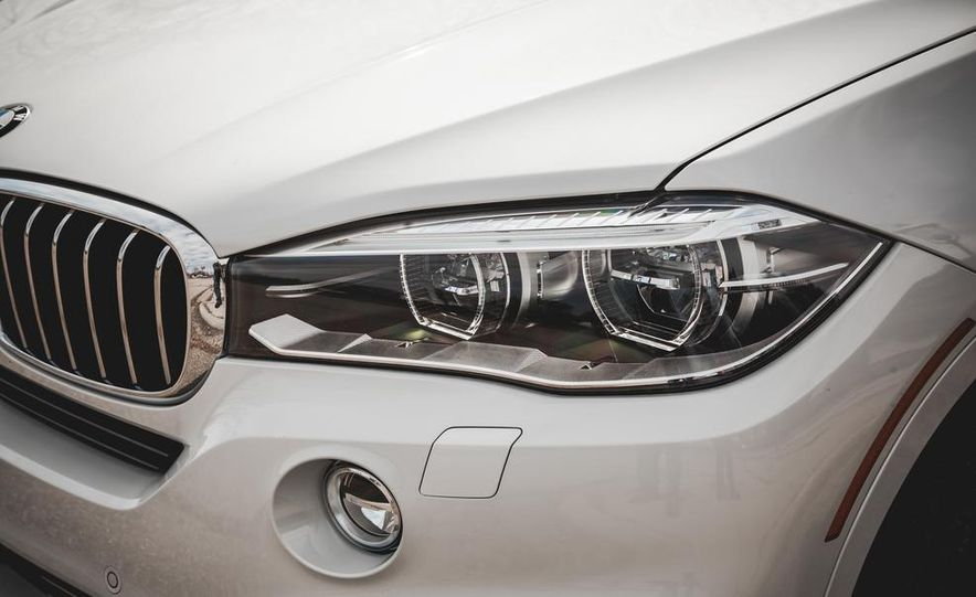 2014 BMW X5 xDrive35i - Slide 17