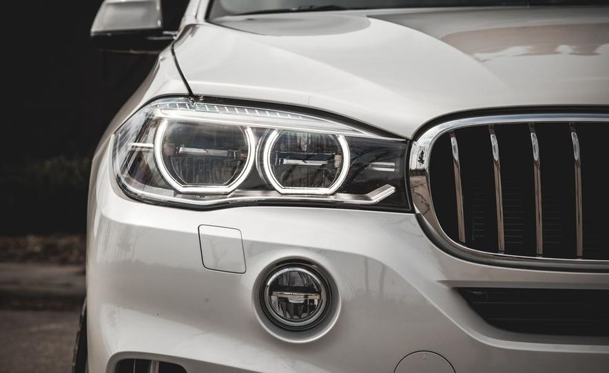 2014 BMW X5 xDrive35i - Slide 16