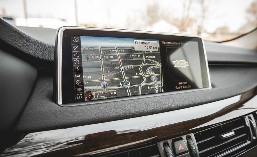2014 BMW X5 xDrive35i - Slide 39