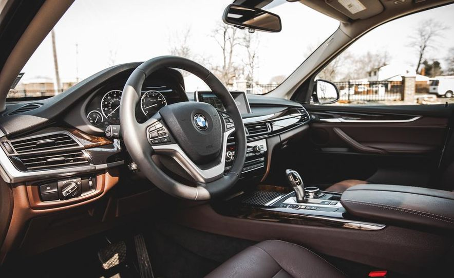 2014 BMW X5 xDrive35i - Slide 25
