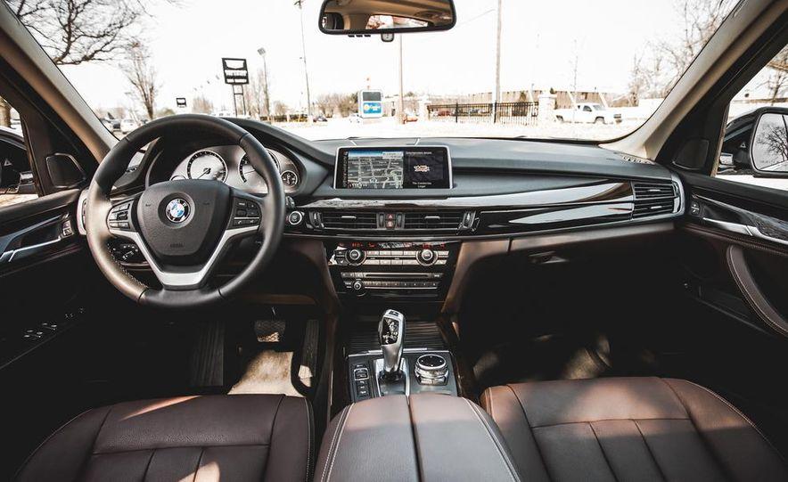 2014 BMW X5 xDrive35i - Slide 26