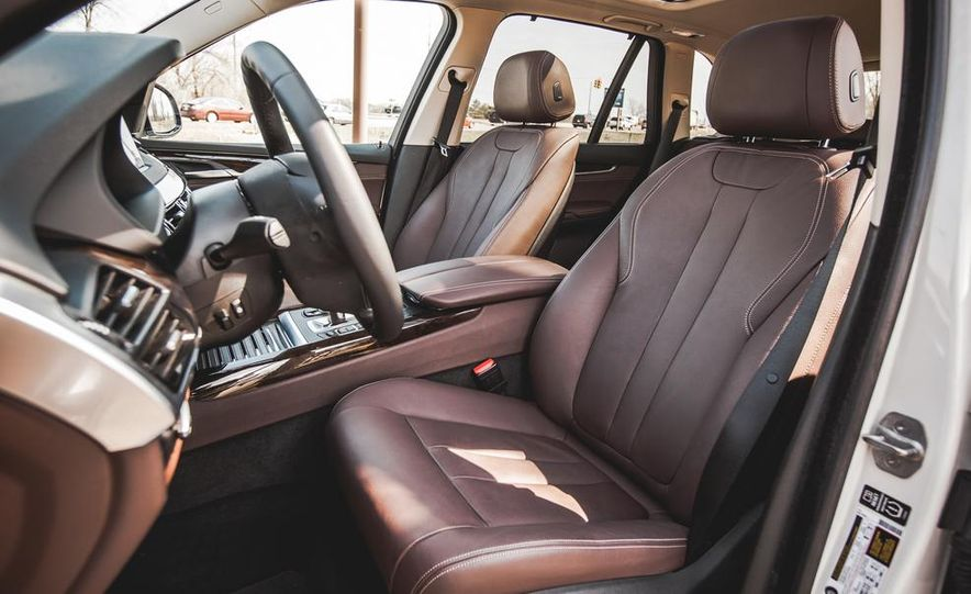 2014 BMW X5 xDrive35i - Slide 27