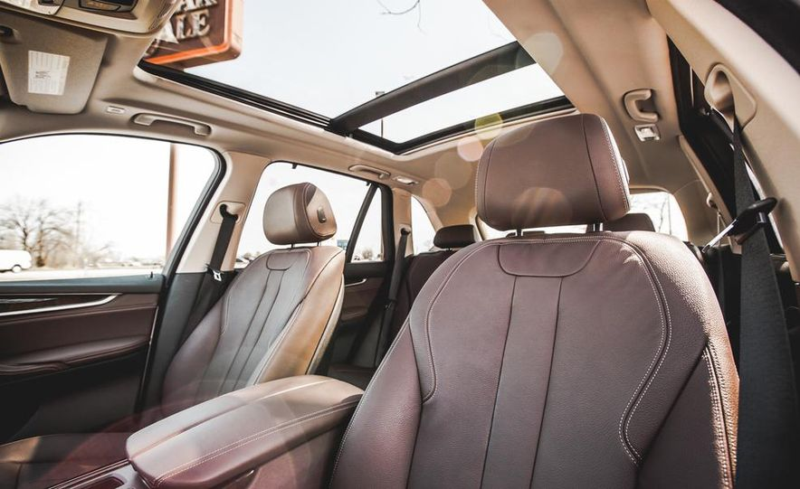 2014 BMW X5 xDrive35i - Slide 28
