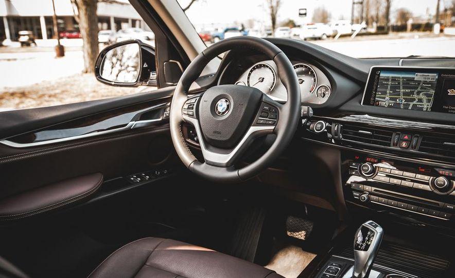 2014 BMW X5 xDrive35i - Slide 32